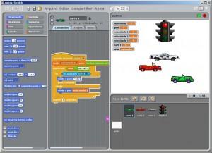 Programação divertida com o Scratch.