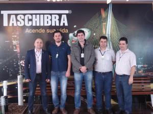 Visita Raul Taschibra
